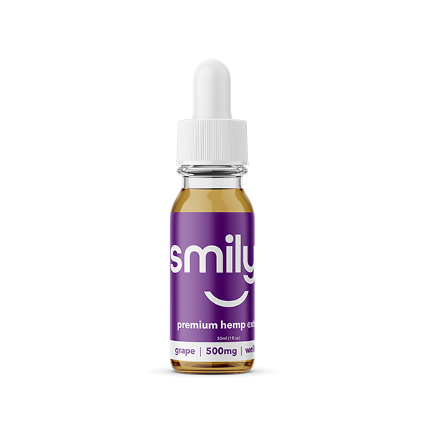 smilyn wellness cbd tincture